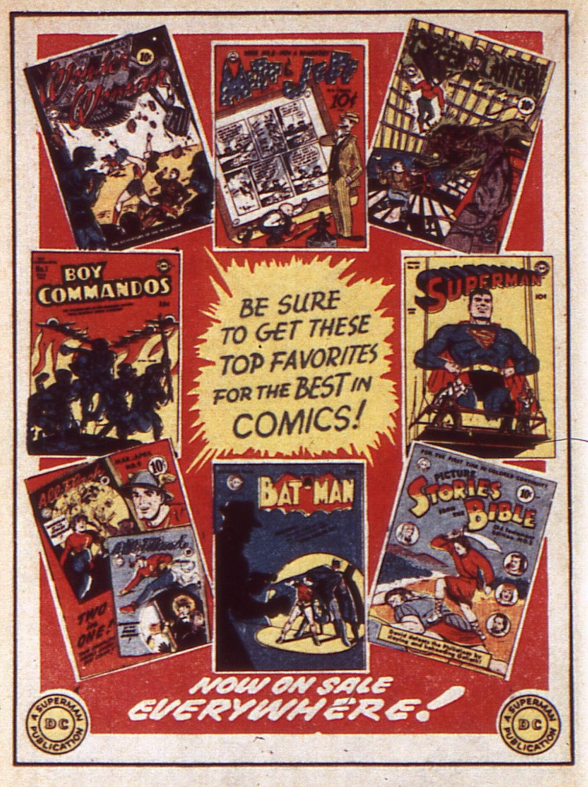 Read online Adventure Comics (1938) comic -  Issue #85 - 46