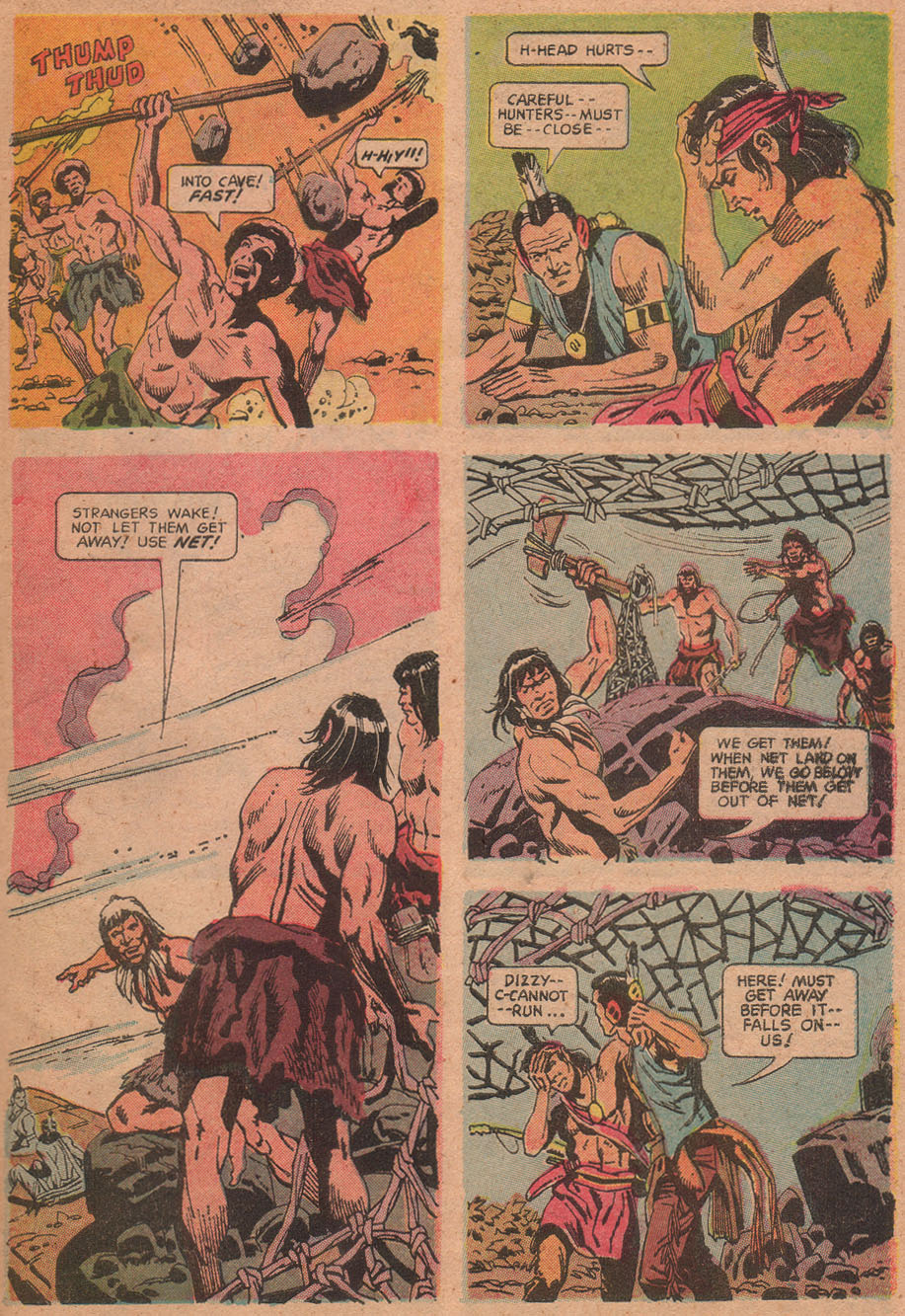 Read online Turok, Son of Stone comic -  Issue #73 - 27