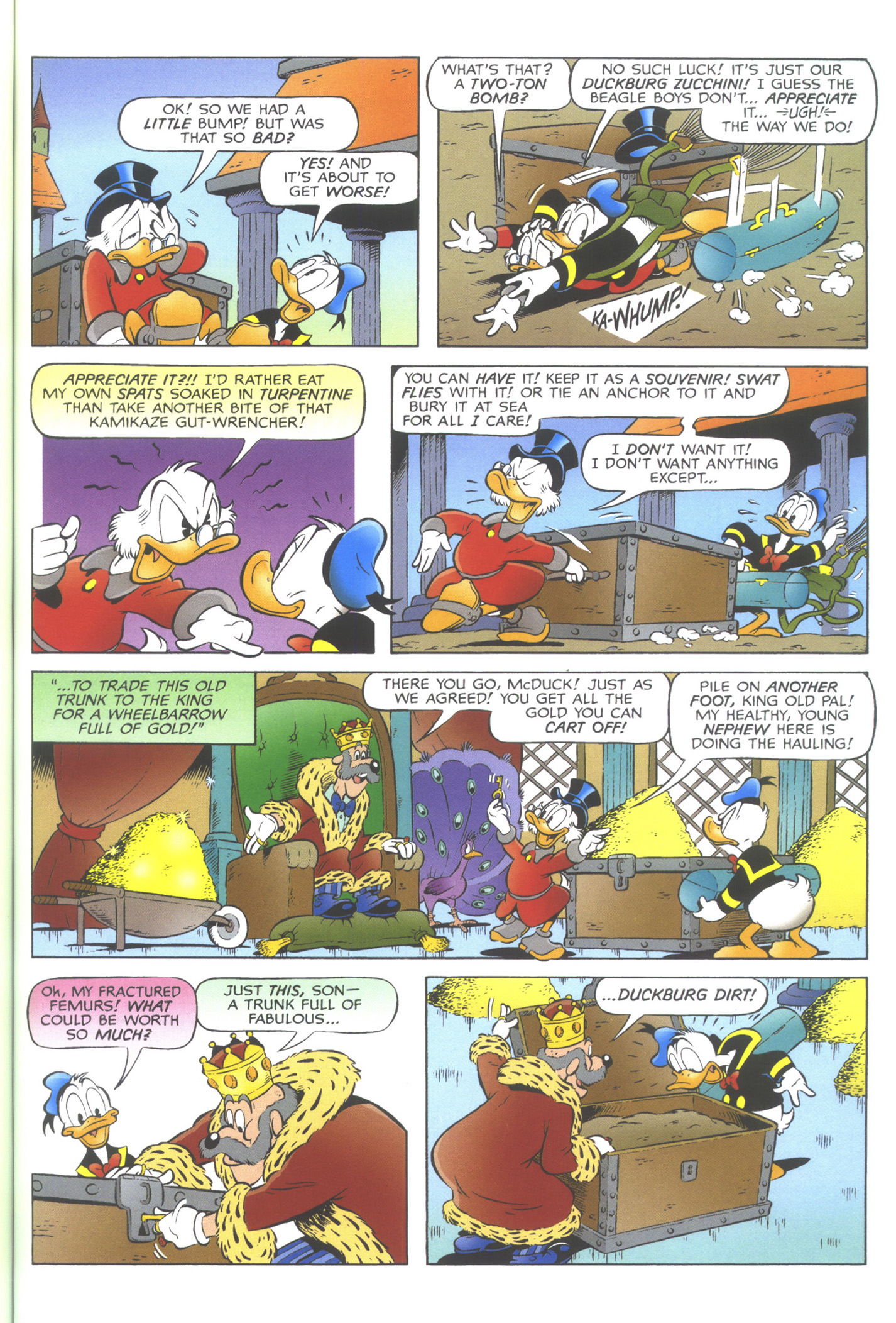 Read online Uncle Scrooge (1953) comic -  Issue #361 - 49