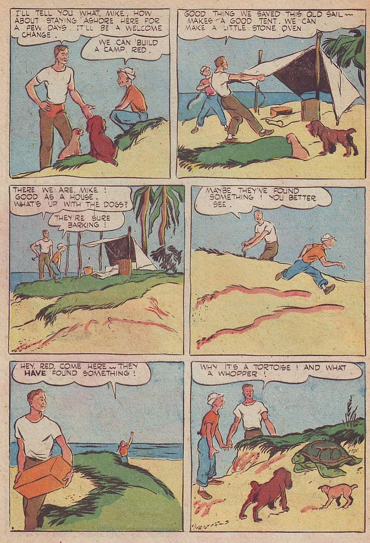 Read online Animal Comics comic -  Issue #30 - 4