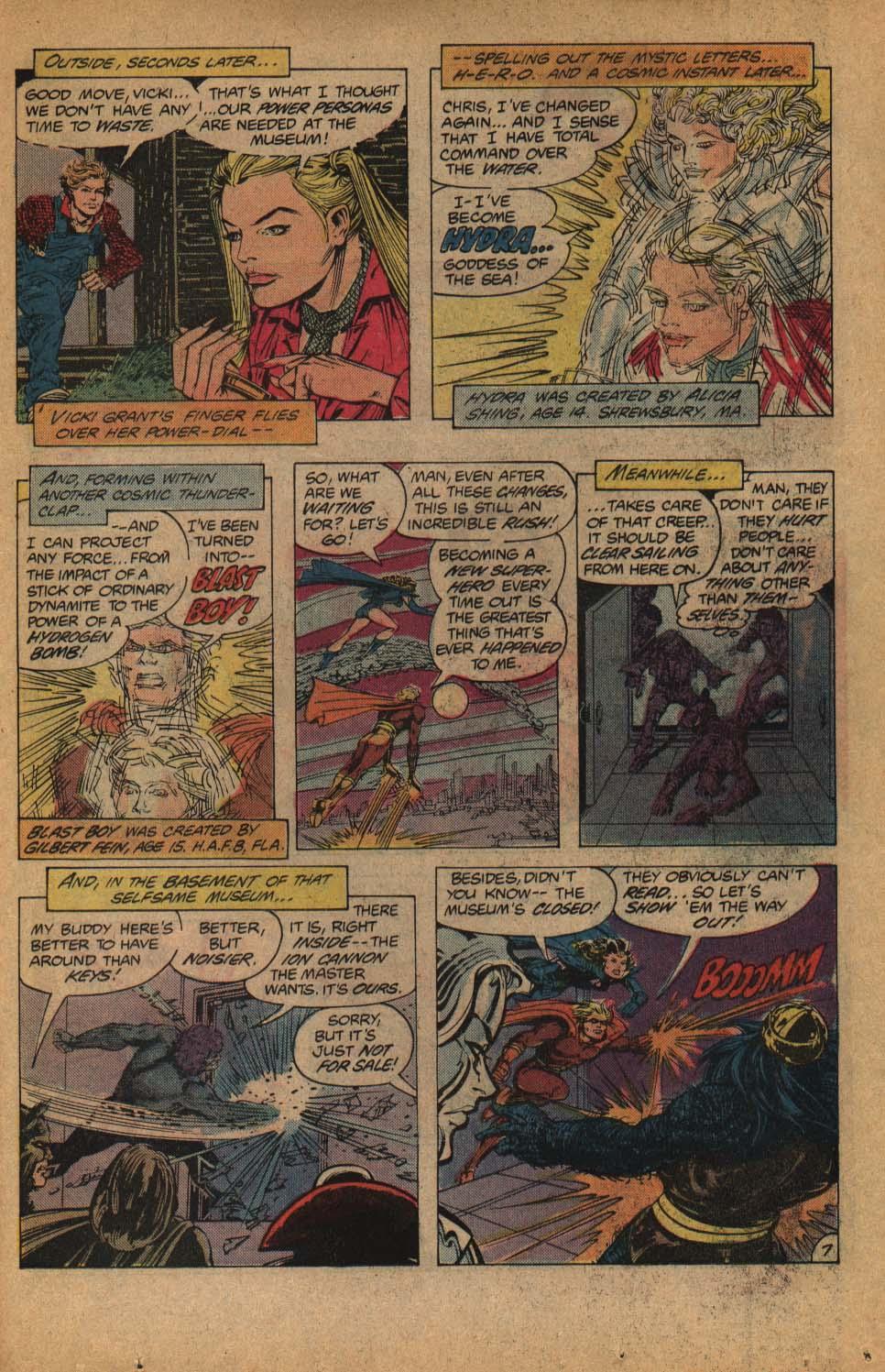Read online Adventure Comics (1938) comic -  Issue #485 - 11