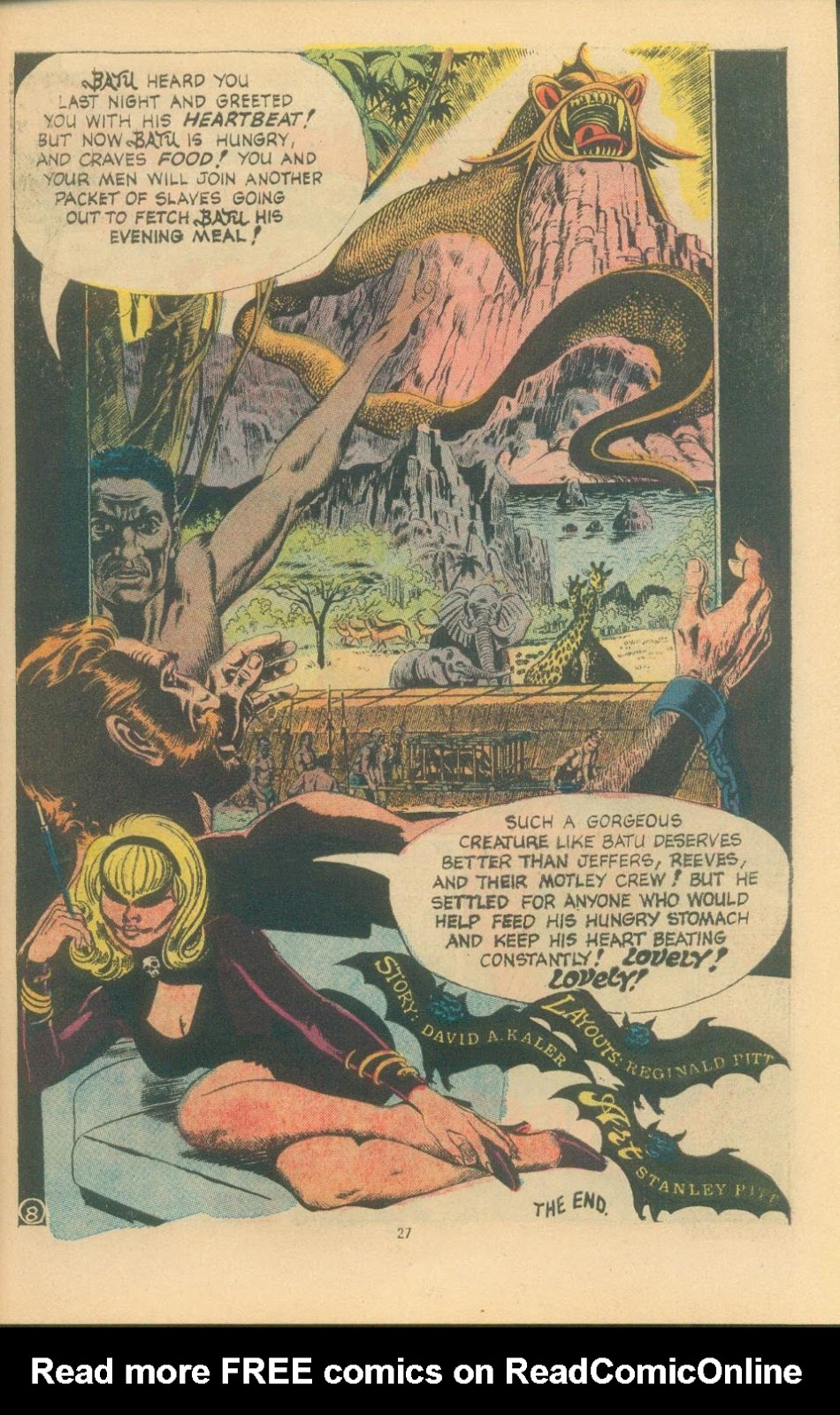 The Witching Hour (1969) issue 38 - Page 29