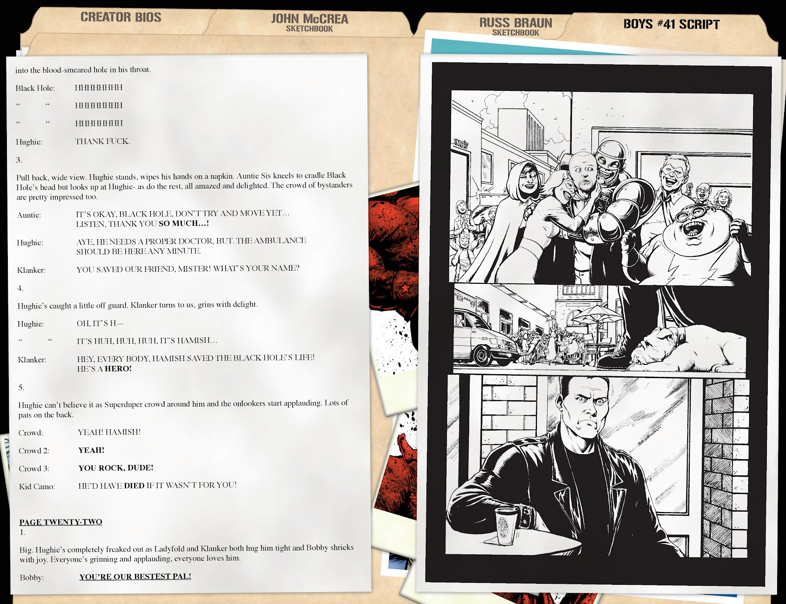 Read online The Boys Omnibus comic -  Issue # TPB 4 (Part 4) - 67