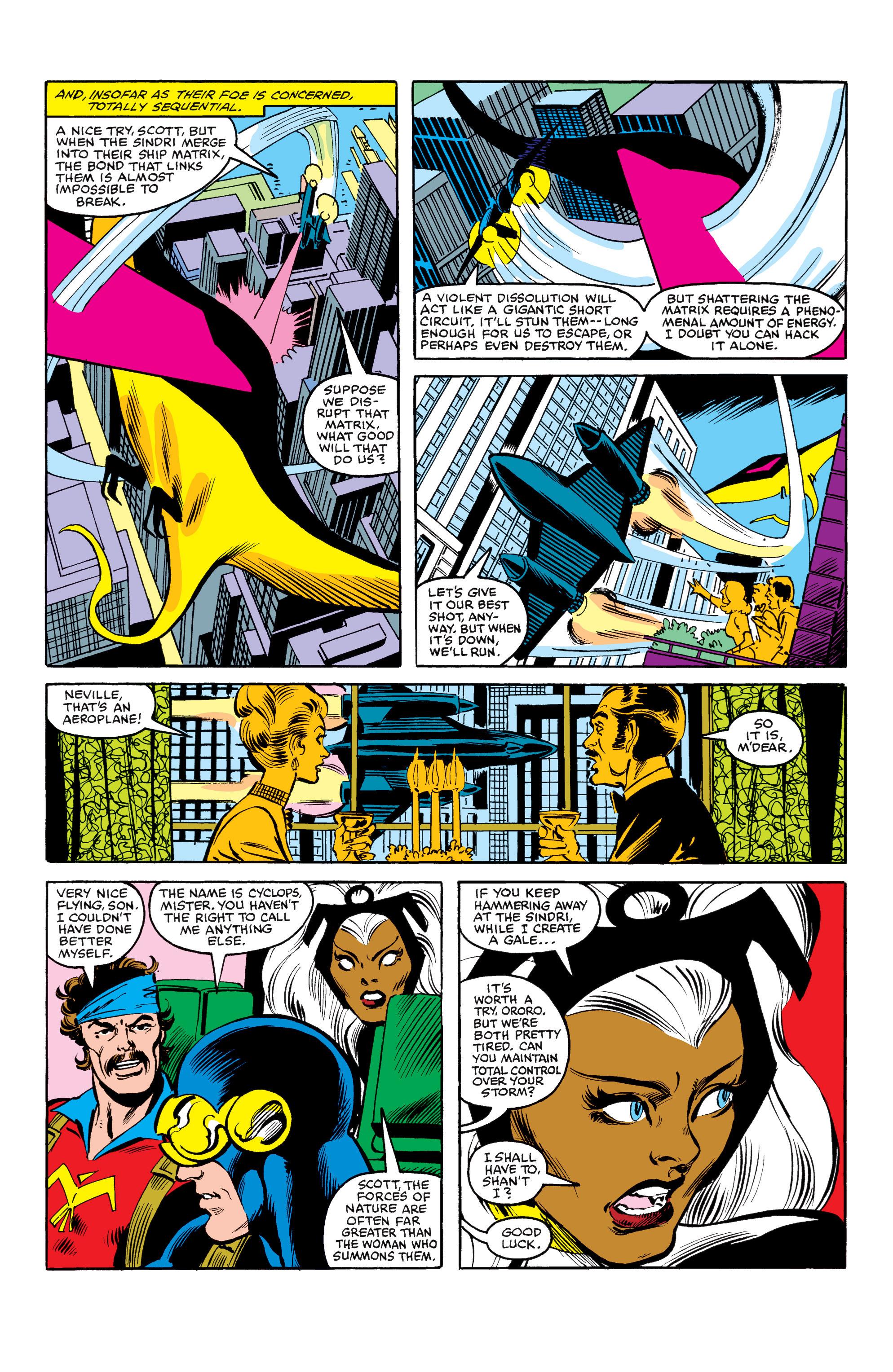 Read online Uncanny X-Men (1963) comic -  Issue #154 - 18