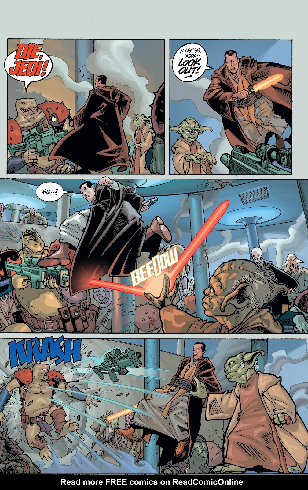 Read online Star Wars Legends: Rise of the Sith - Epic Collection comic -  Issue # TPB 1 (Part 5) - 9