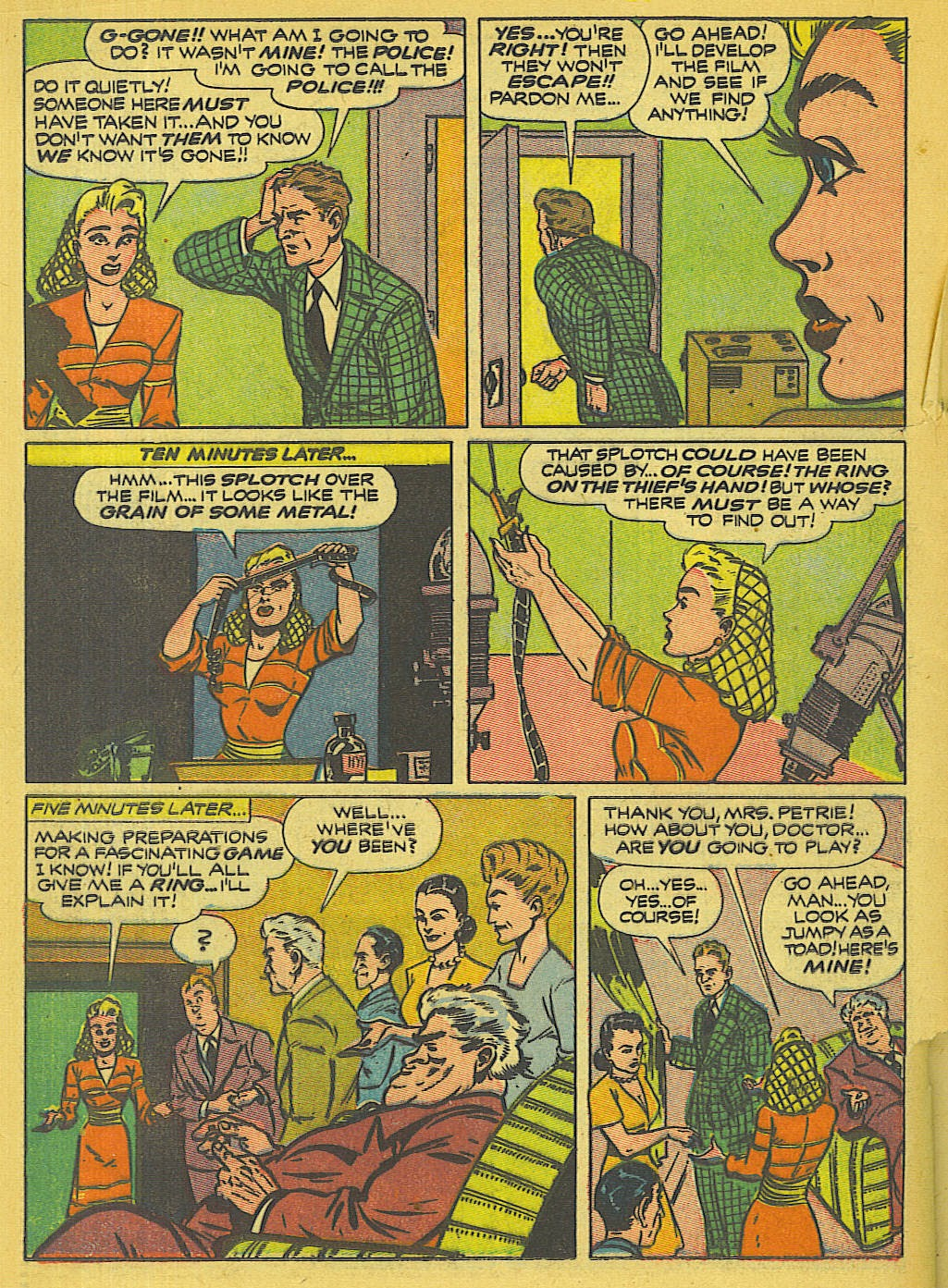 Green Hornet Comics issue 32 - Page 27