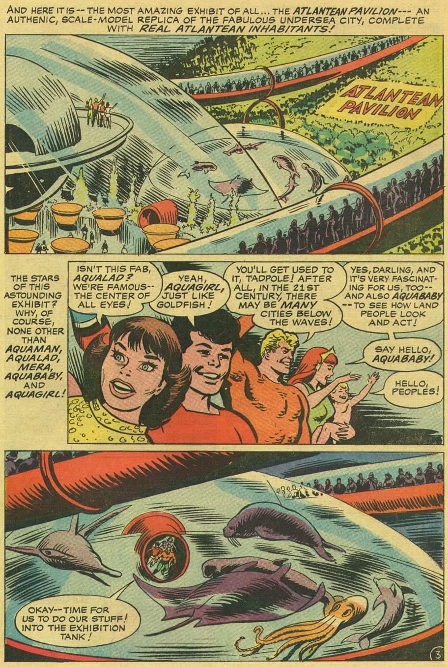 Read online Aquaman (1962) comic -  Issue #36 - 5