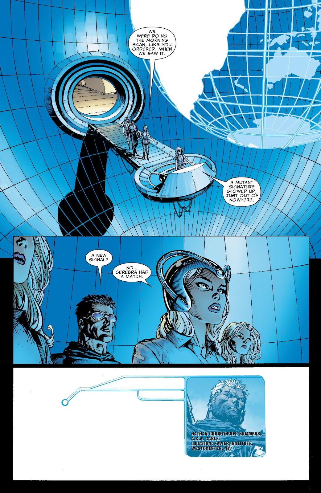 Read online X-Men: Second Coming comic -  Issue # _TPB (Part 1) - 23