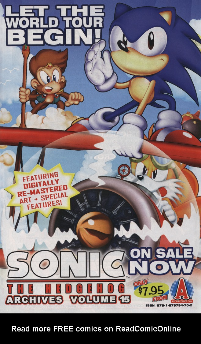 Read online Sonic Universe comic -  Issue #28 - 13