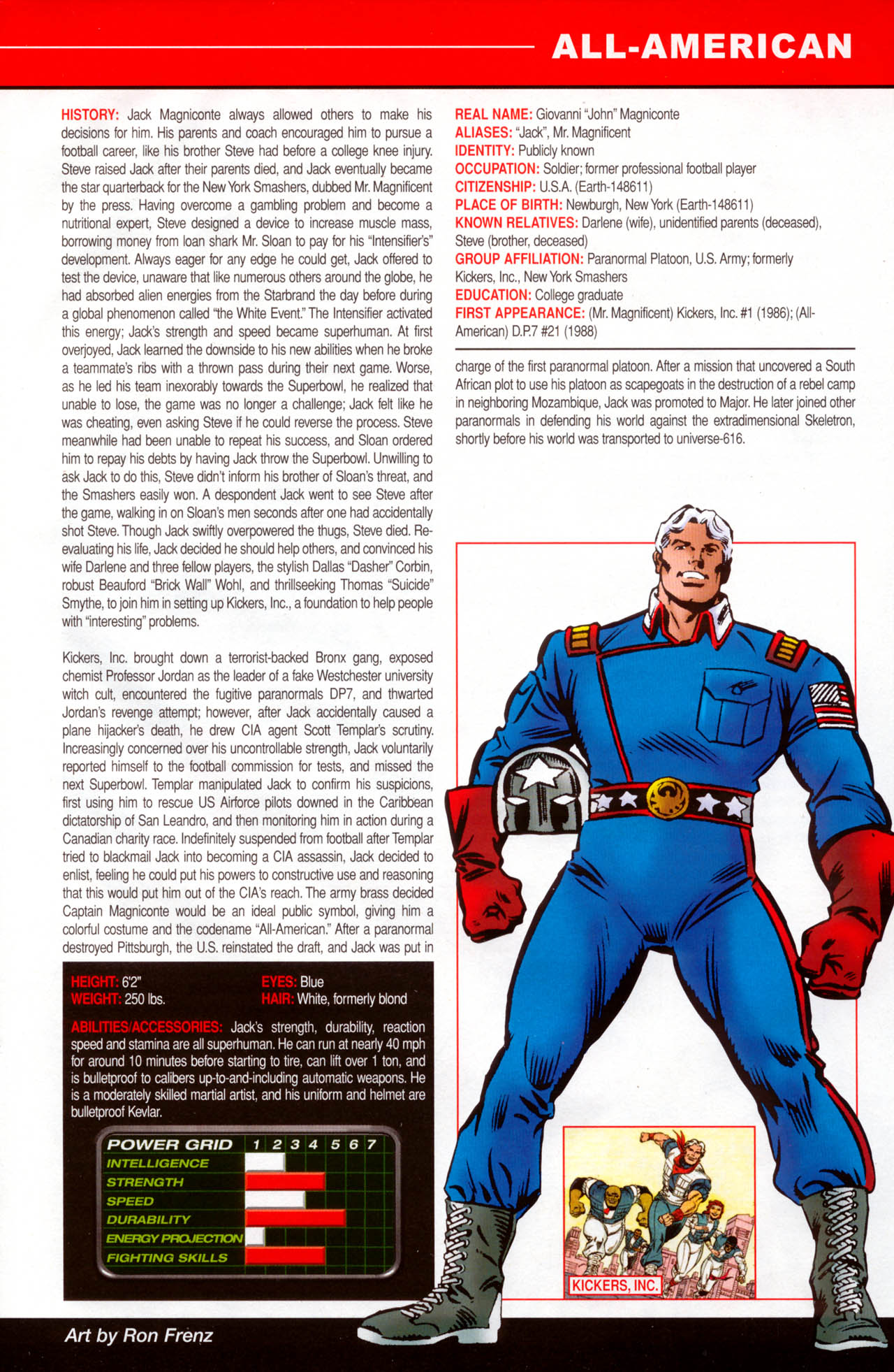Read online All-New Official Handbook of the Marvel Universe A to Z: Update comic -  Issue #2 - 7