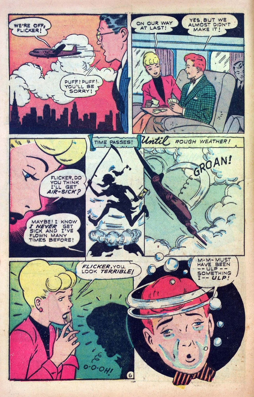 Read online Millie the Model comic -  Issue #9 - 8