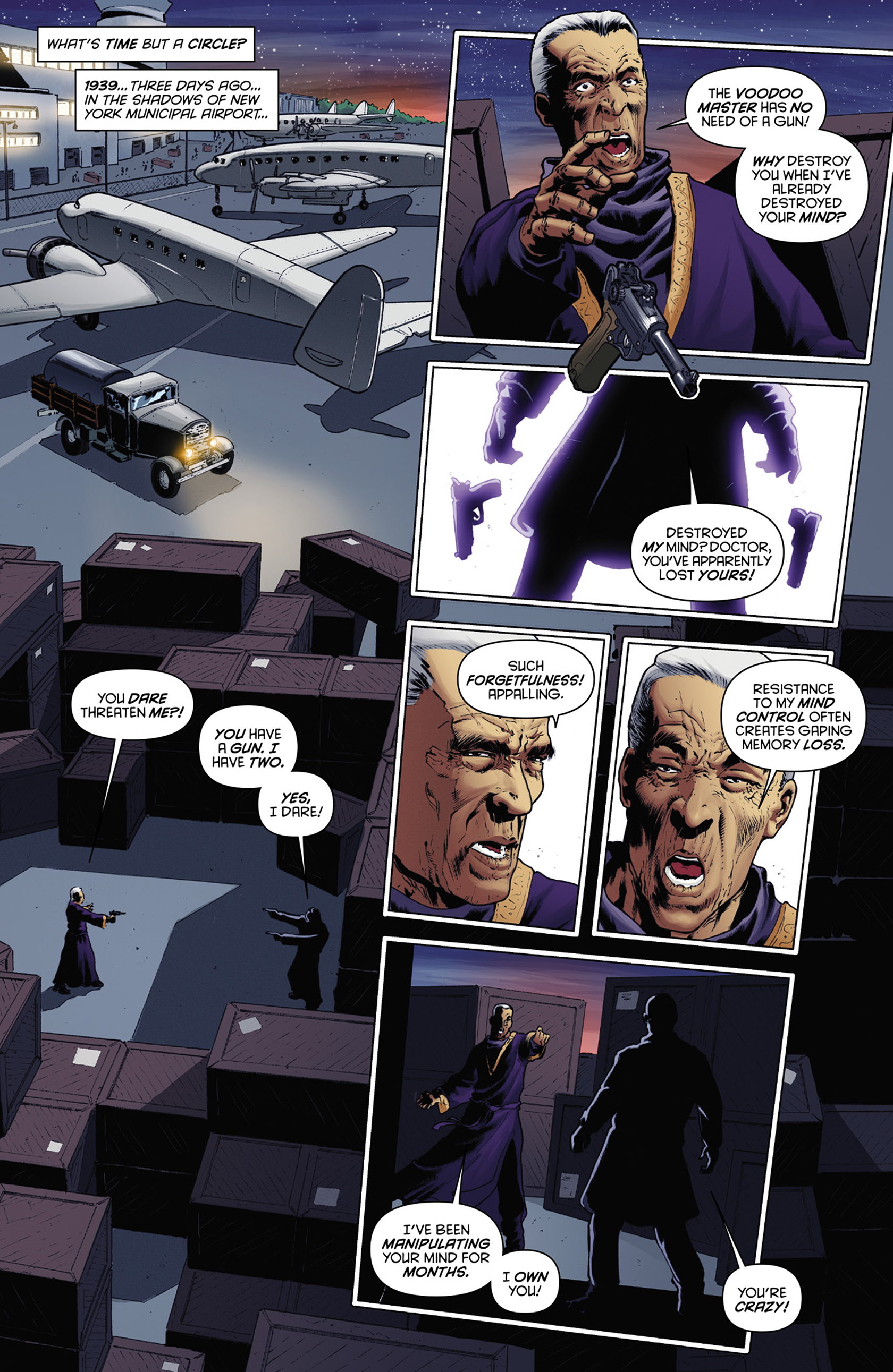 Read online Justice, Inc. comic -  Issue #3 - 11
