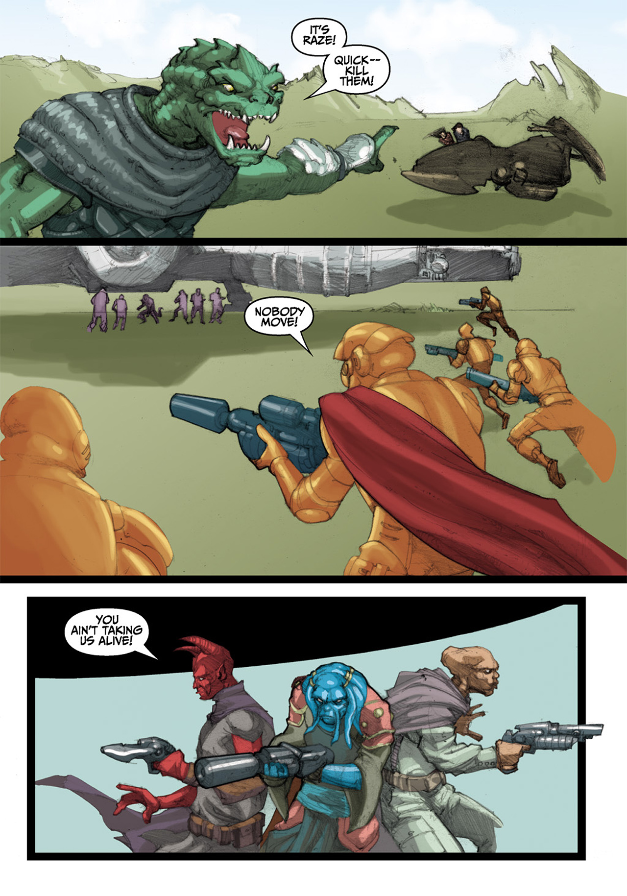 Read online Star Wars Omnibus comic -  Issue # Vol. 33 - 148