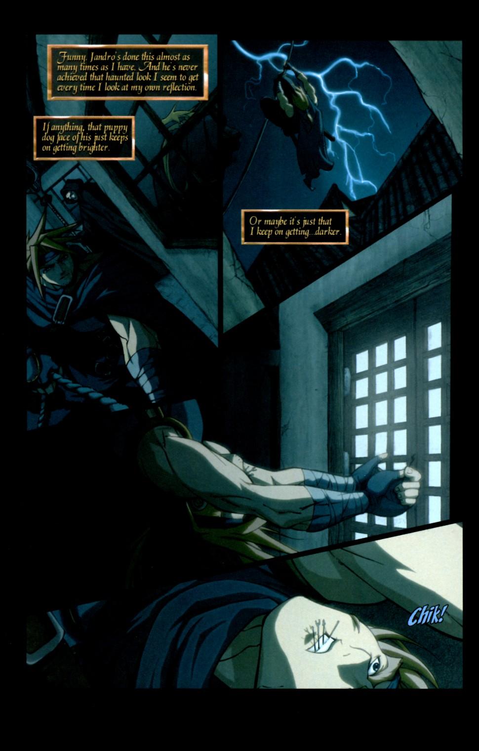 Read online Shidima comic -  Issue #0 - 5