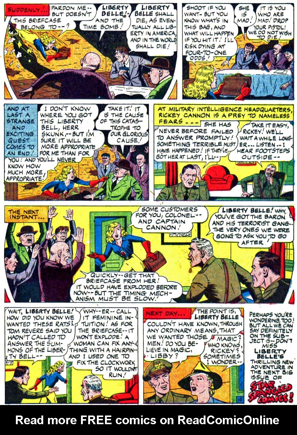 Star Spangled Comics (1941) issue 27 - Page 49