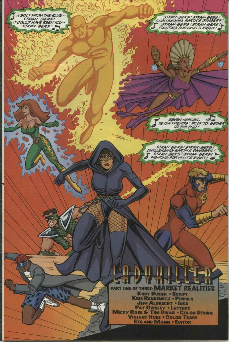 Read online Ultraverse Premiere comic -  Issue #4 - 15