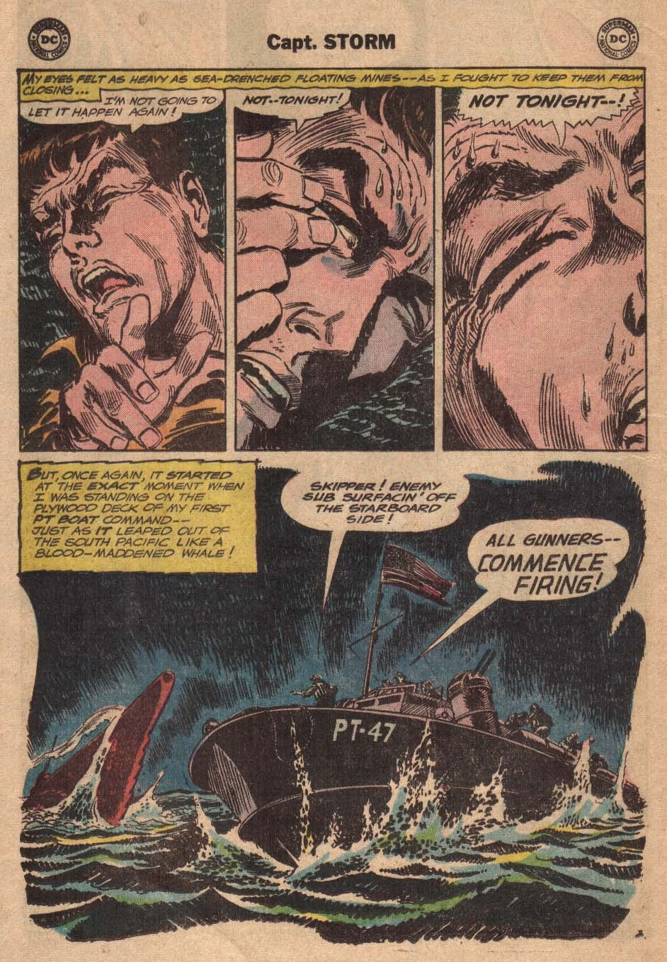 Capt. Storm issue 1 - Page 4