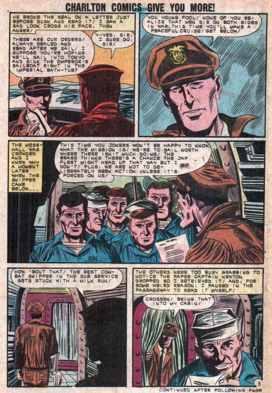 Read online Fightin' Navy comic -  Issue #108 - 5