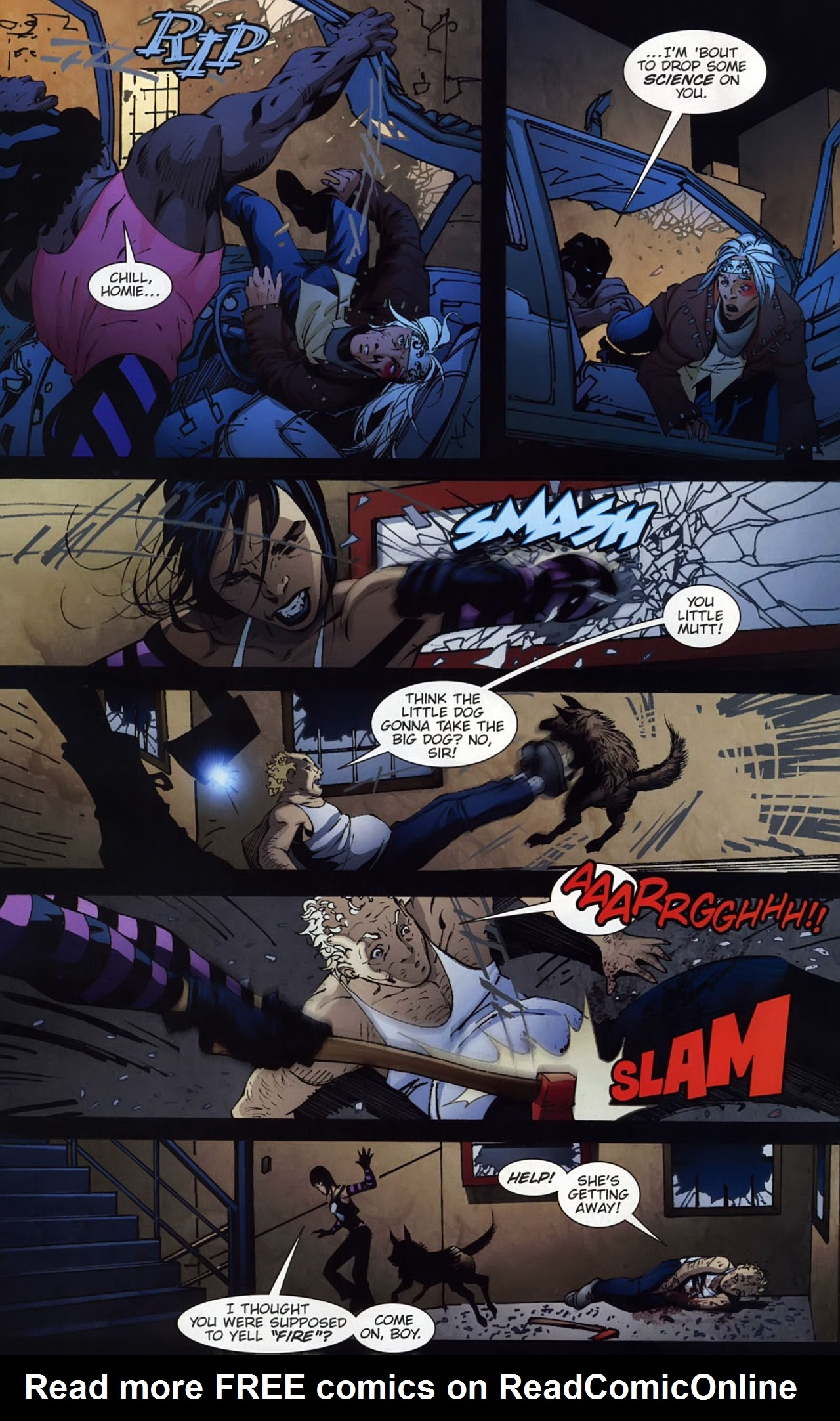 Read online Dead Romeo comic -  Issue #2 - 13