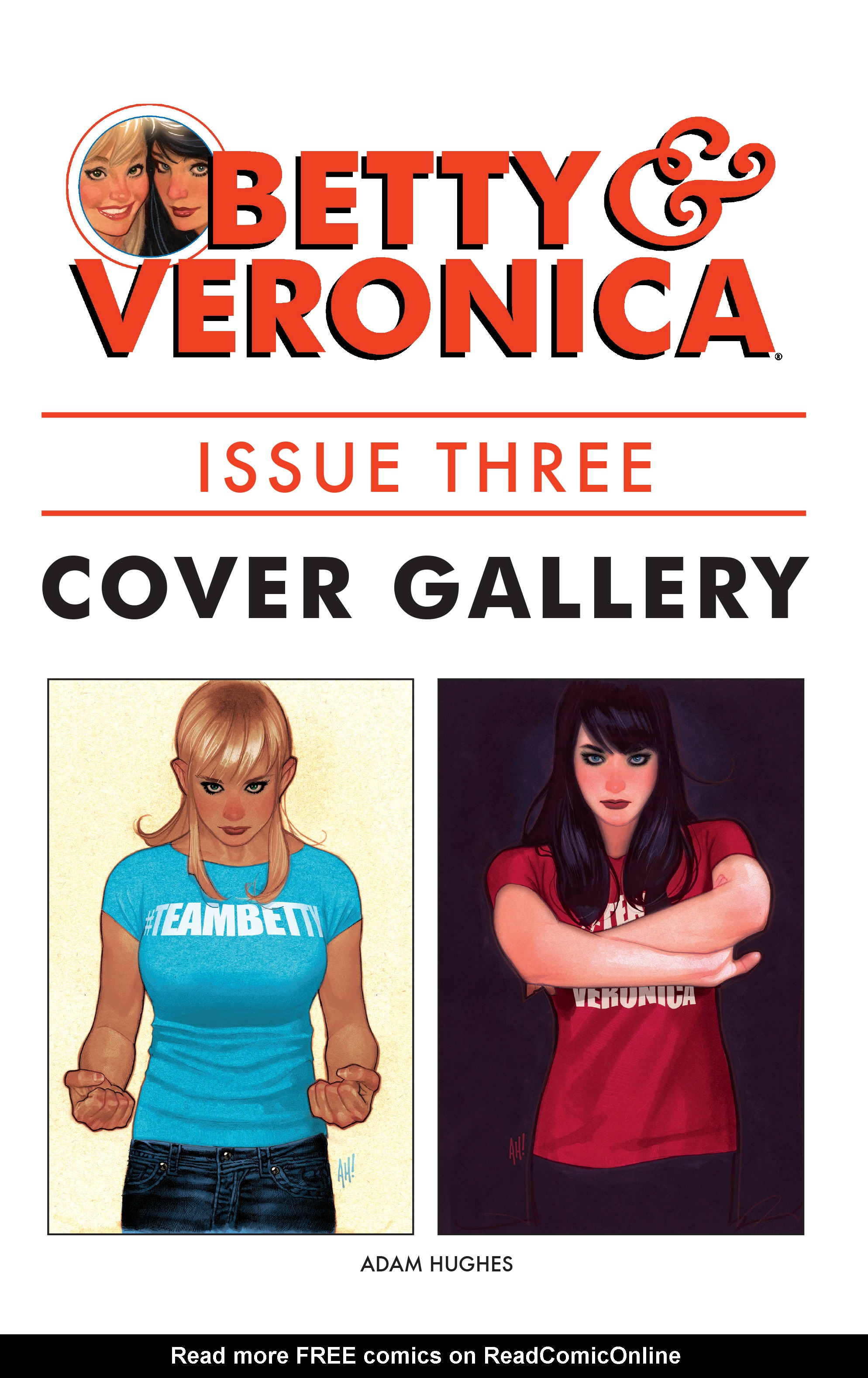 Read online Betty and Veronica (2016) comic -  Issue #3 - 29