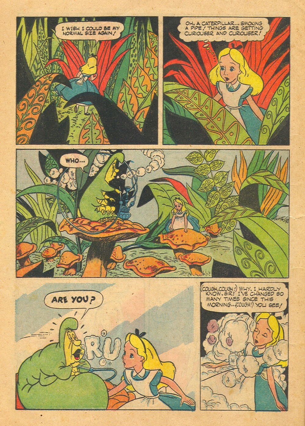 Four Color Comics issue 331 - Page 20