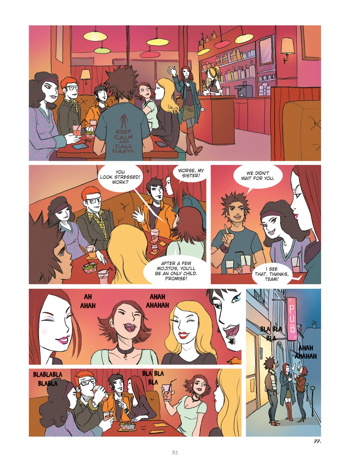 Read online Diary of A Femen comic -  Issue # TPB - 85