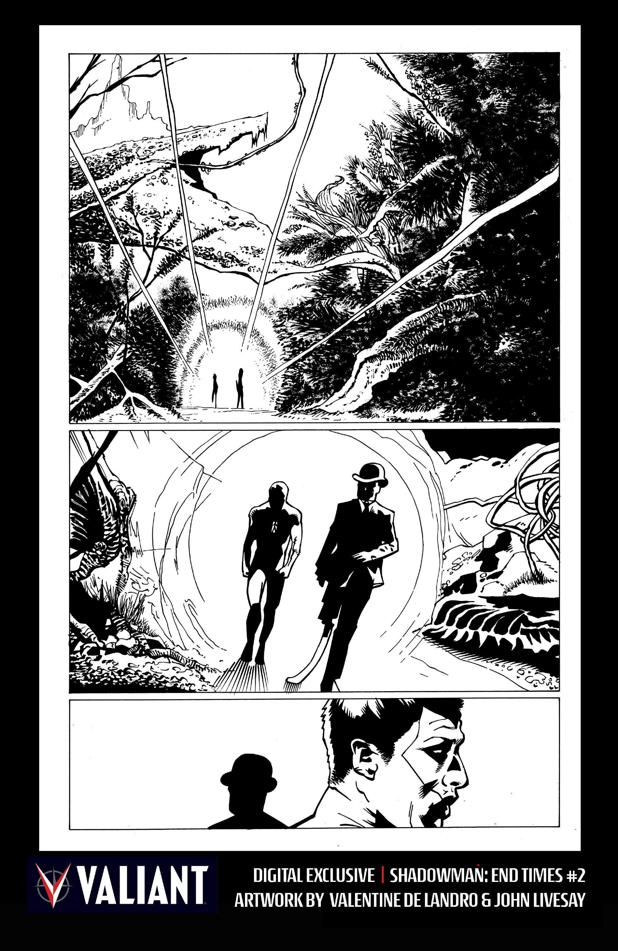 Read online Shadowman: End Times comic -  Issue #2 - 30