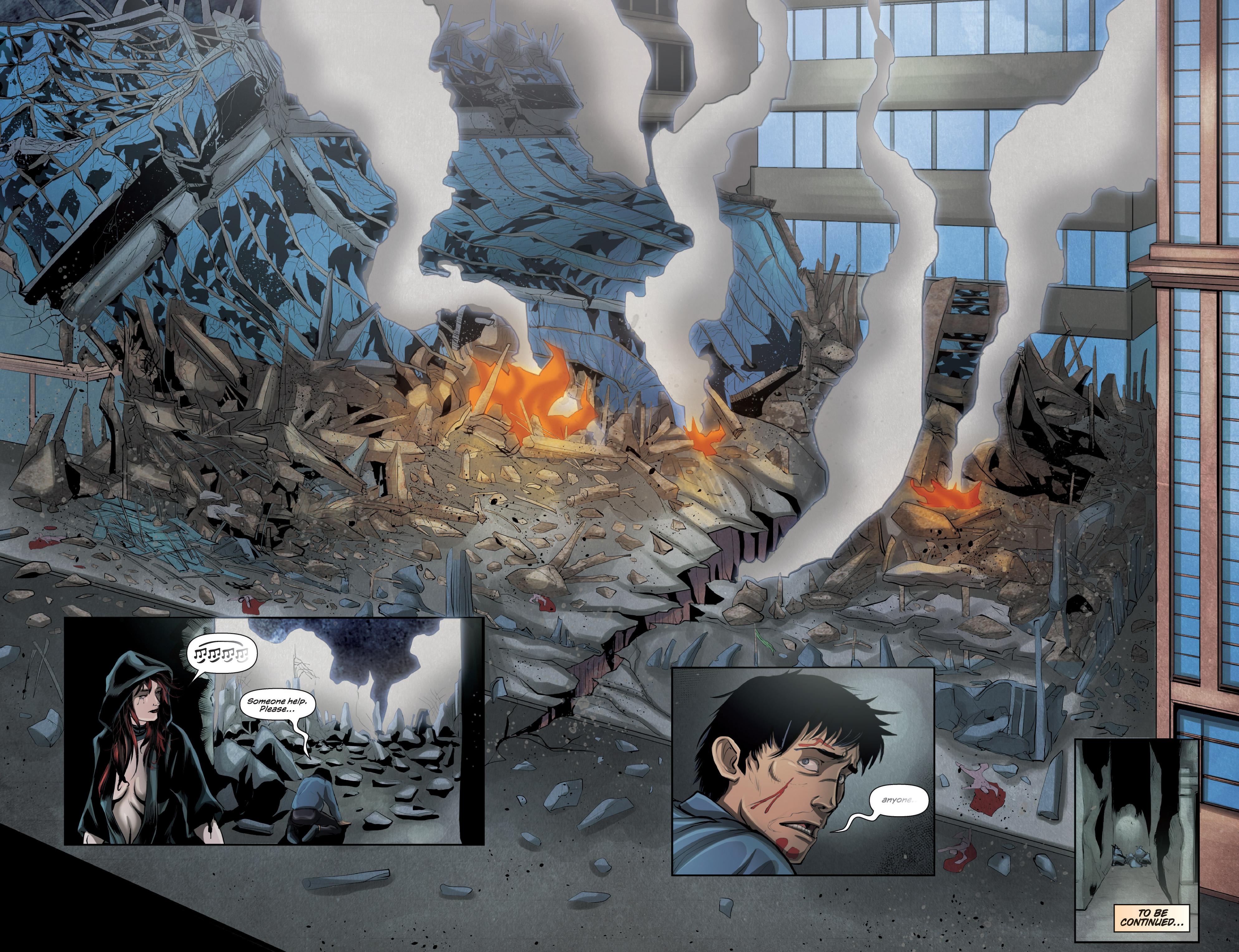 Read online Grimm Fairy Tales presents No Tomorrow comic -  Issue # TPB - 25