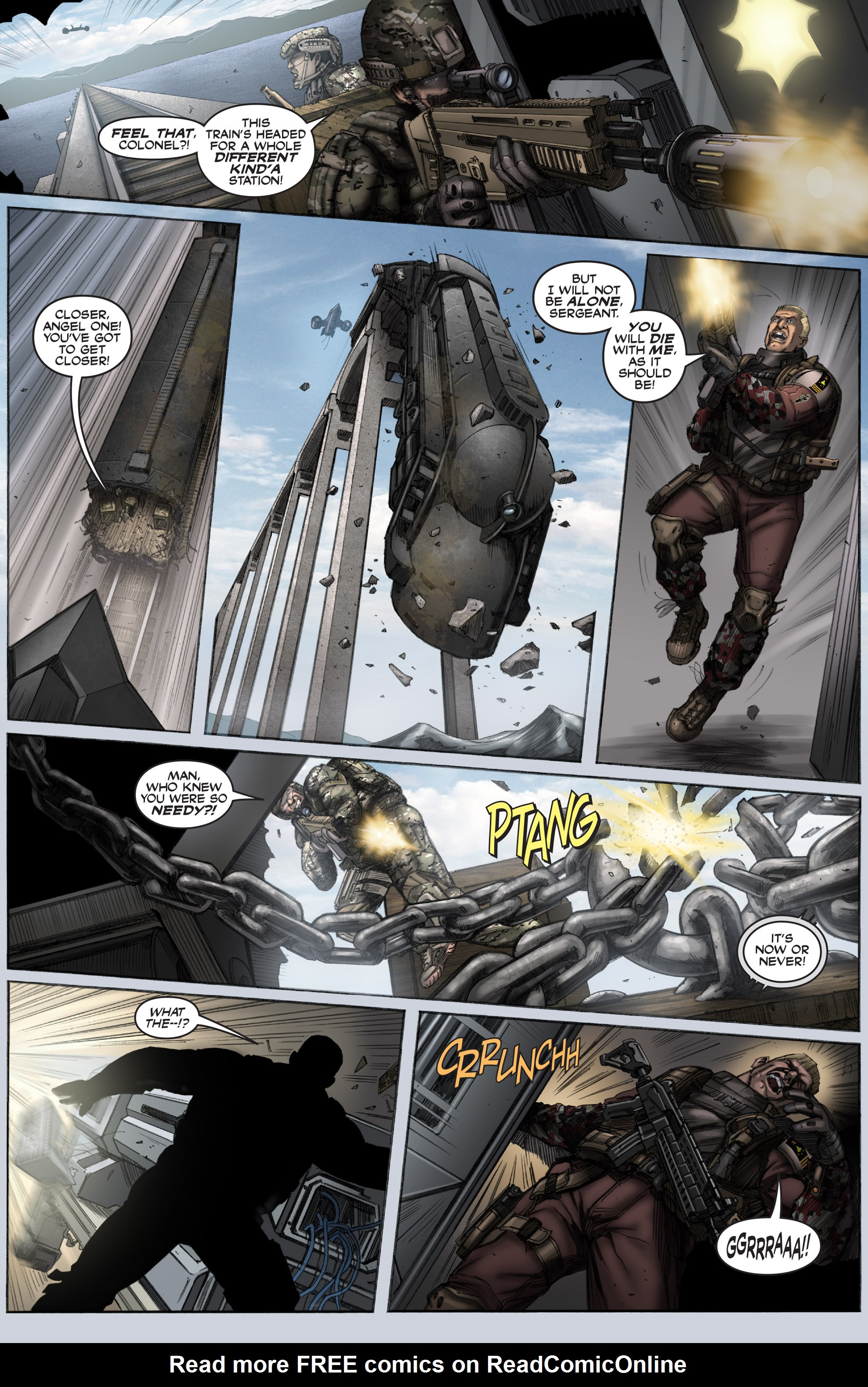 Read online America's Army comic -  Issue #12 - 24