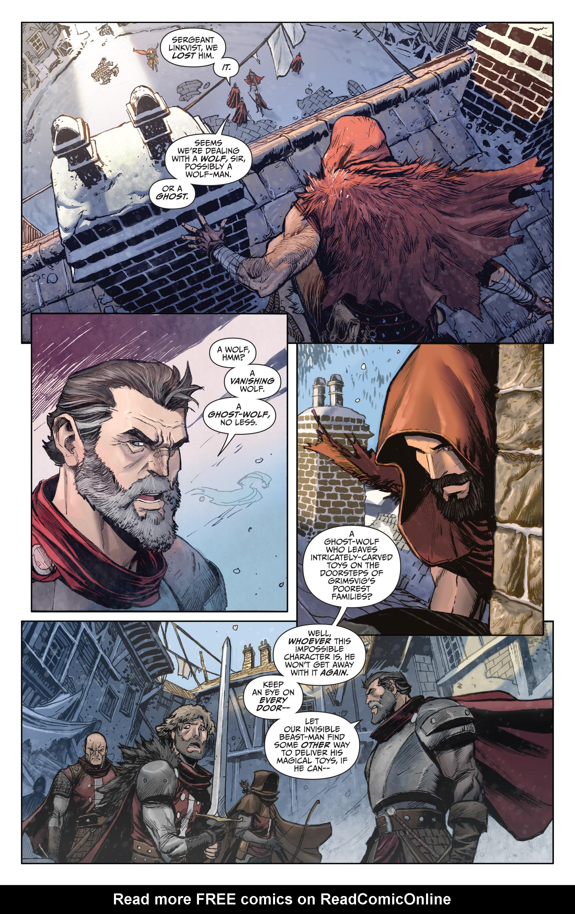 Read online Klaus comic -  Issue #3 - 7
