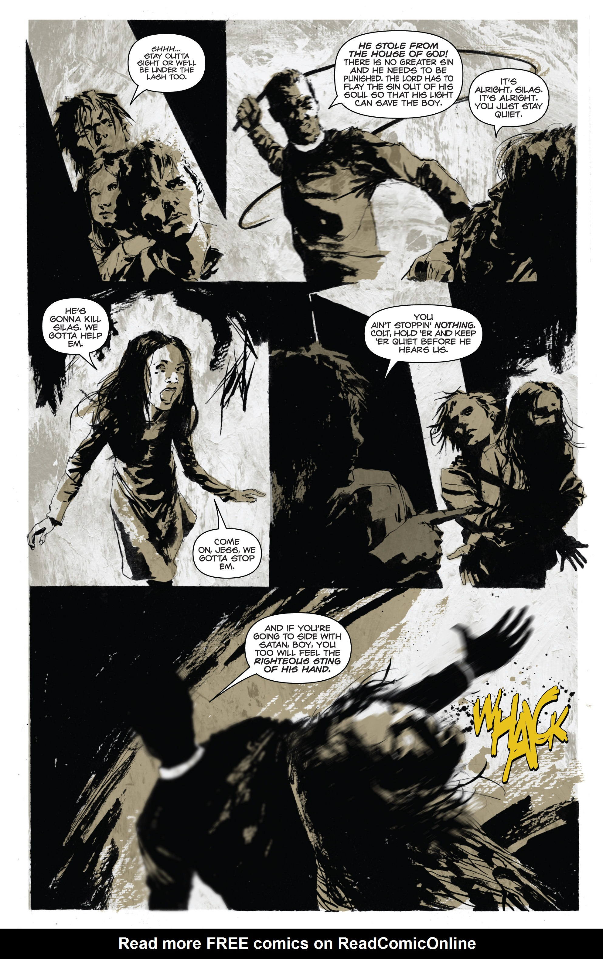 Read online Dead Irons comic -  Issue # TPB - 41