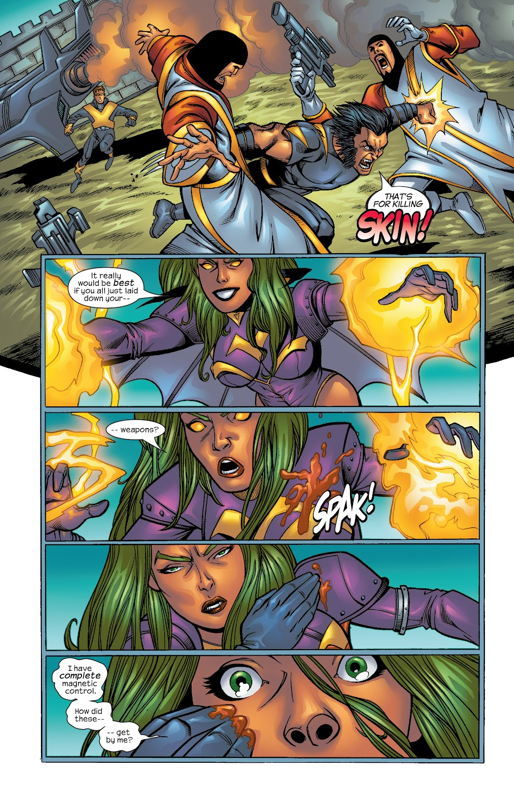 Read online X-Men: Unstoppable comic -  Issue # TPB (Part 4) - 104