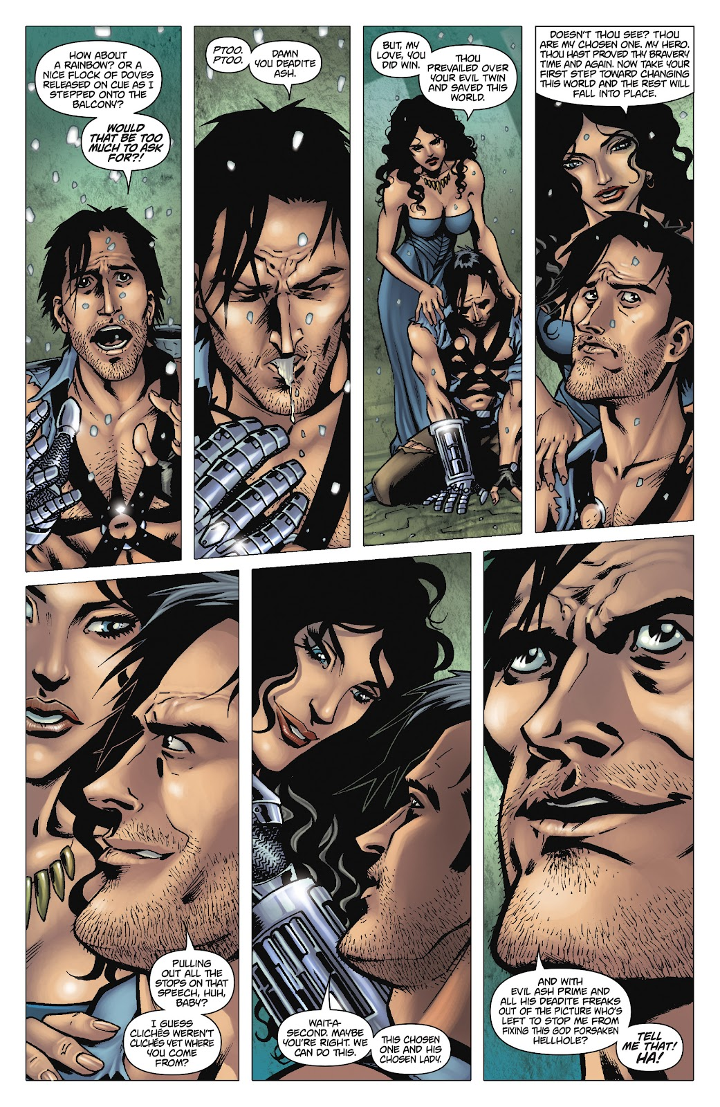 Army of Darkness: The Long Road Home issue TPB - Page 15
