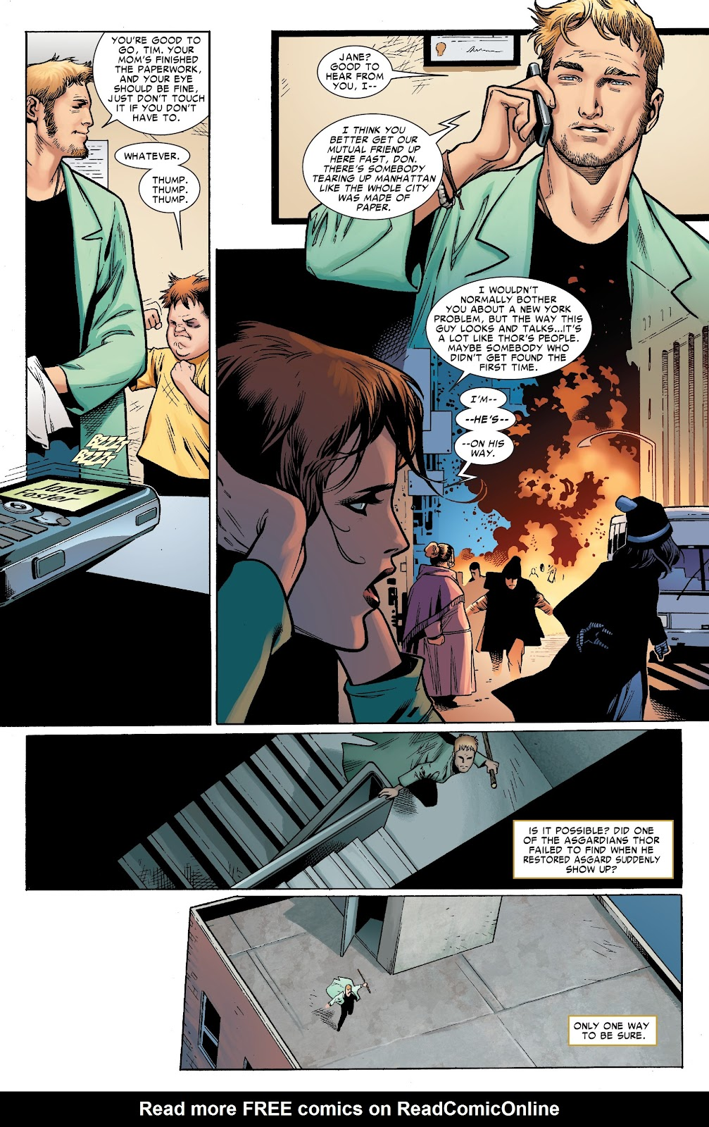 Read online Siege Prelude comic -  Issue # TPB (Part 1) - 39