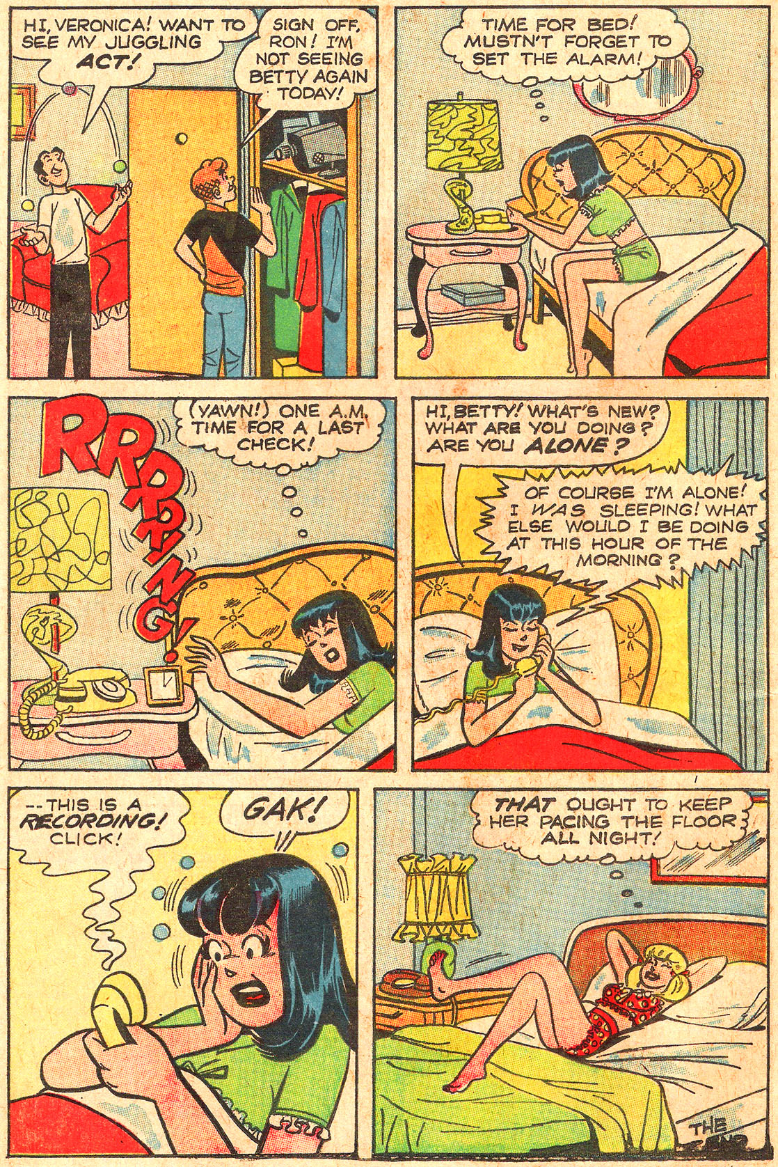 Read online Archie (1960) comic -  Issue #176 - 18