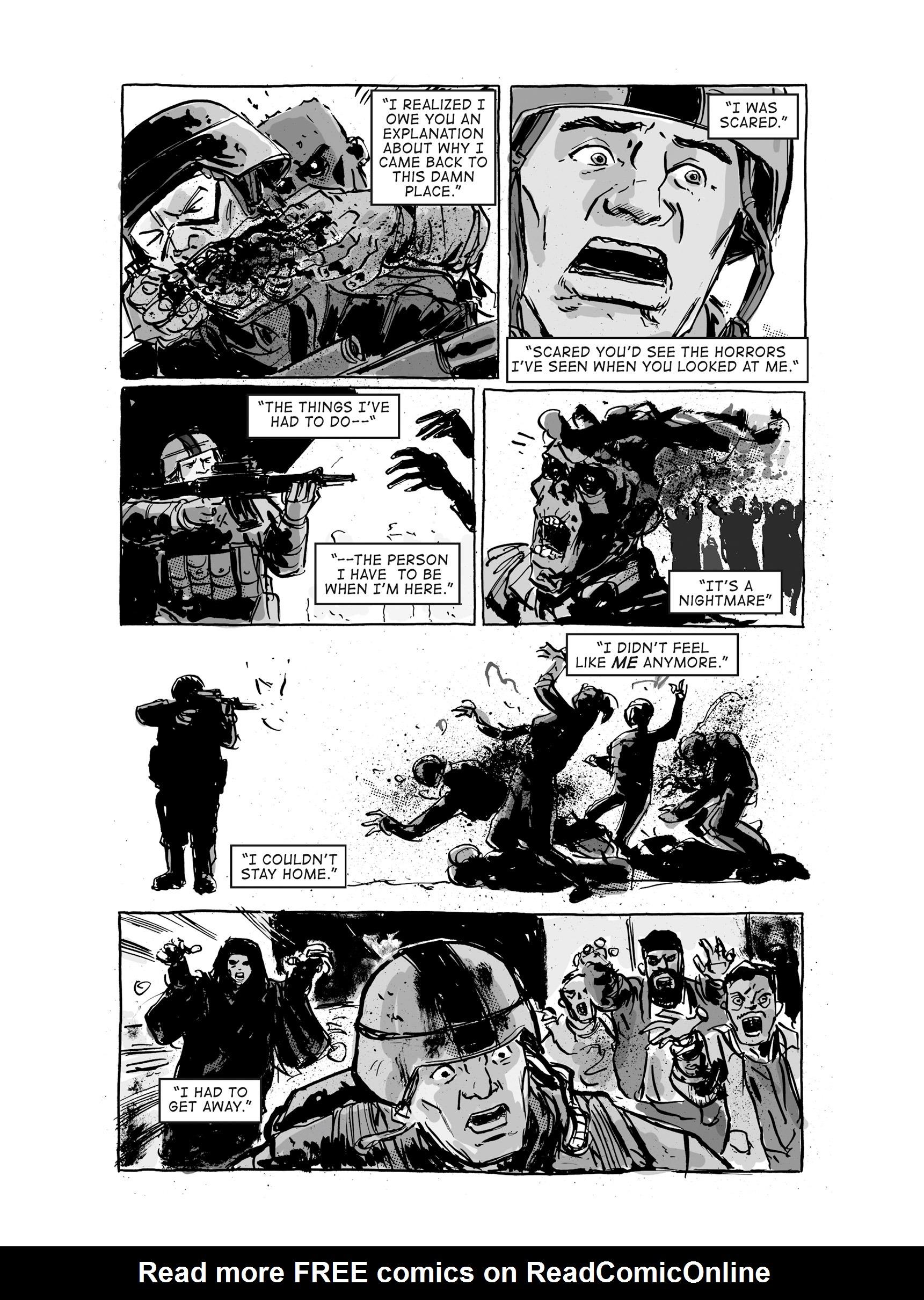 Read online FUBAR comic -  Issue #3 - 377