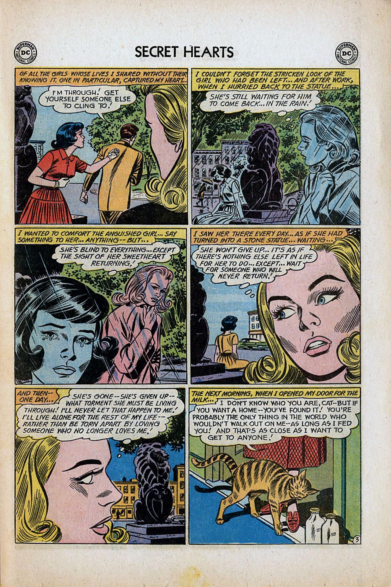 Read online Secret Hearts comic -  Issue #80 - 29