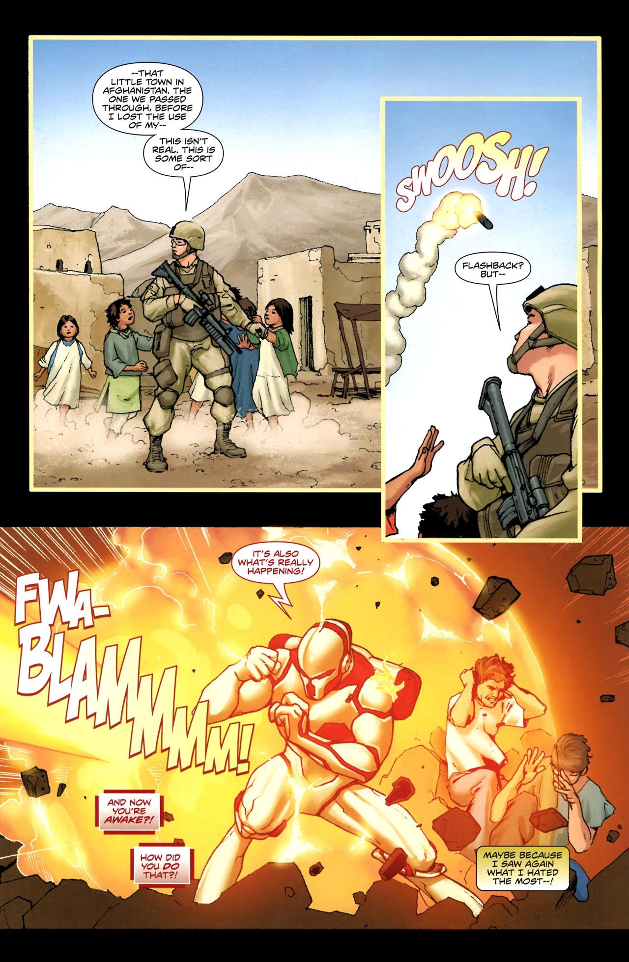 Read online Soldier Zero comic -  Issue #4 - 12
