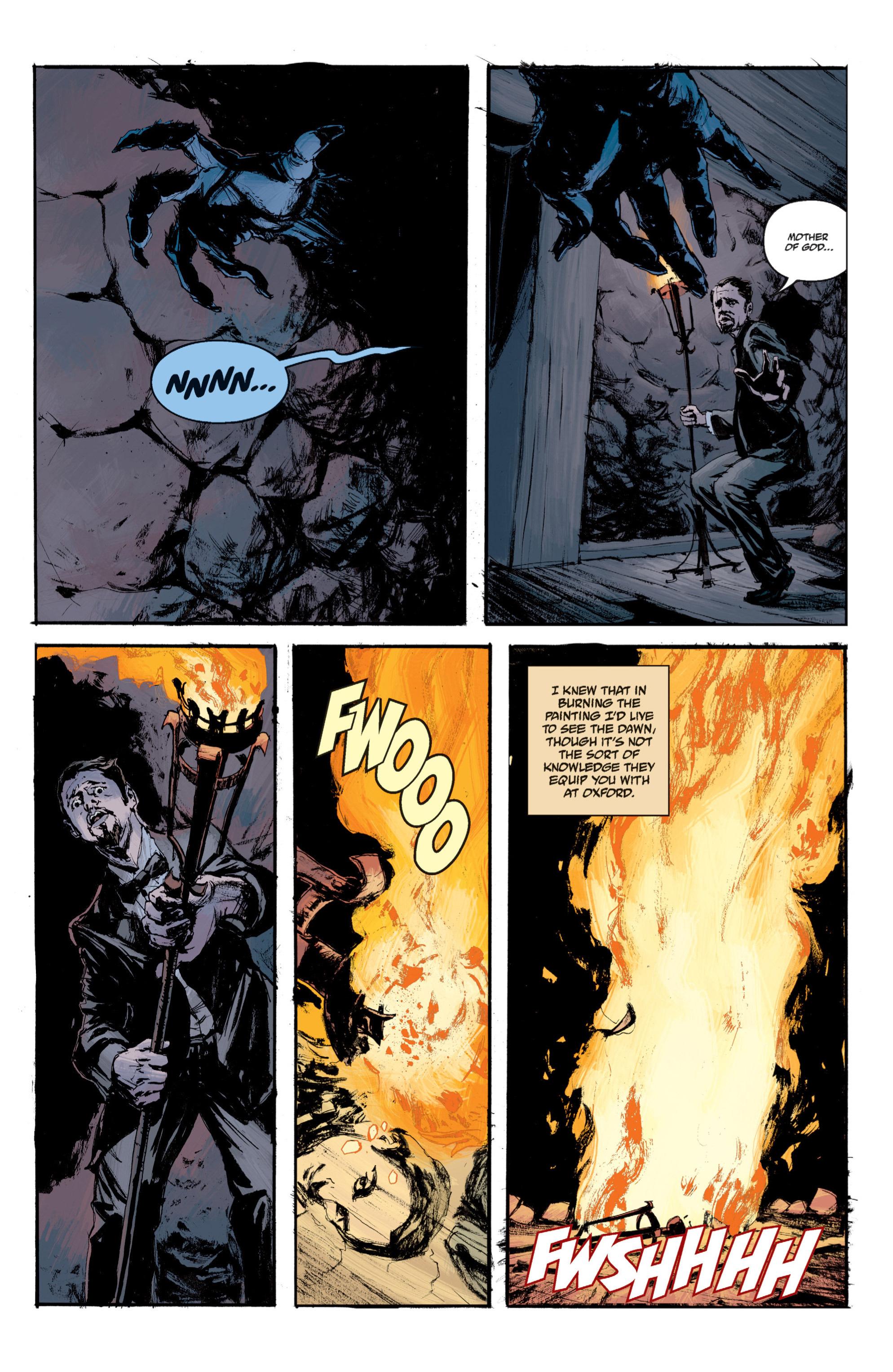 Read online B.P.R.D. (2003) comic -  Issue # TPB 13 - 143