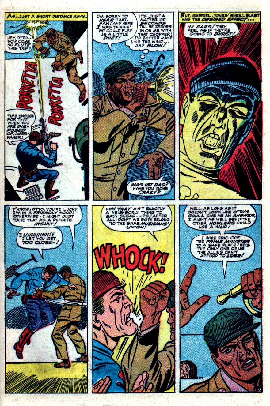 Read online Sgt. Fury comic -  Issue #41 - 21