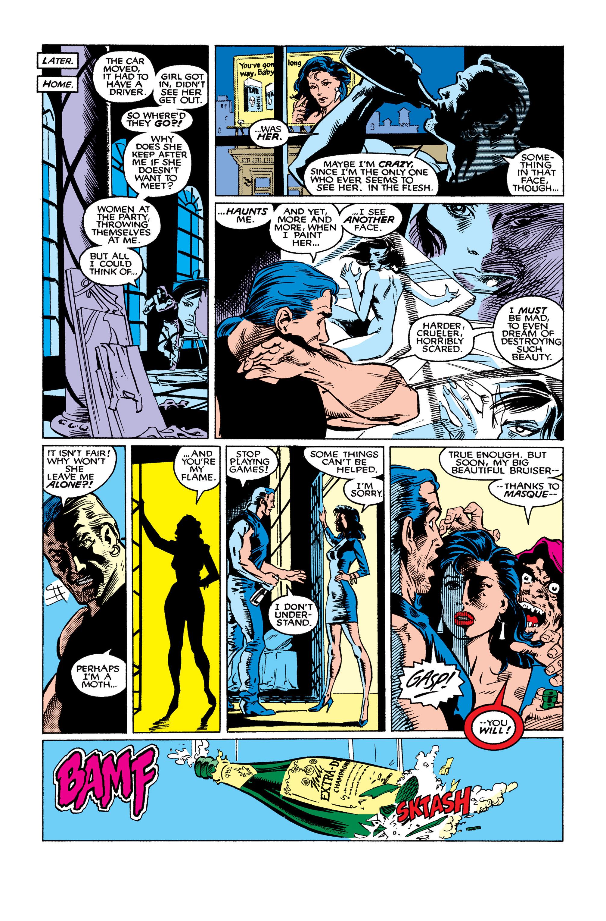 Read online Uncanny X-Men (1963) comic -  Issue #262 - 17