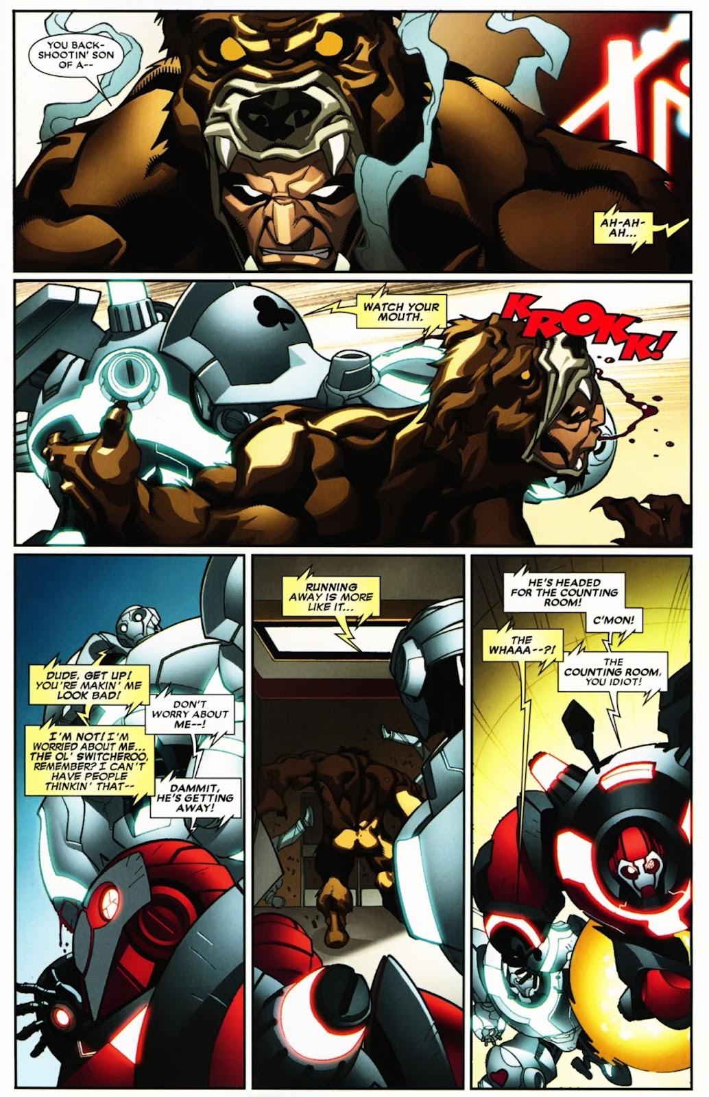 Read online Deadpool (2008) comic -  Issue #24 - 13