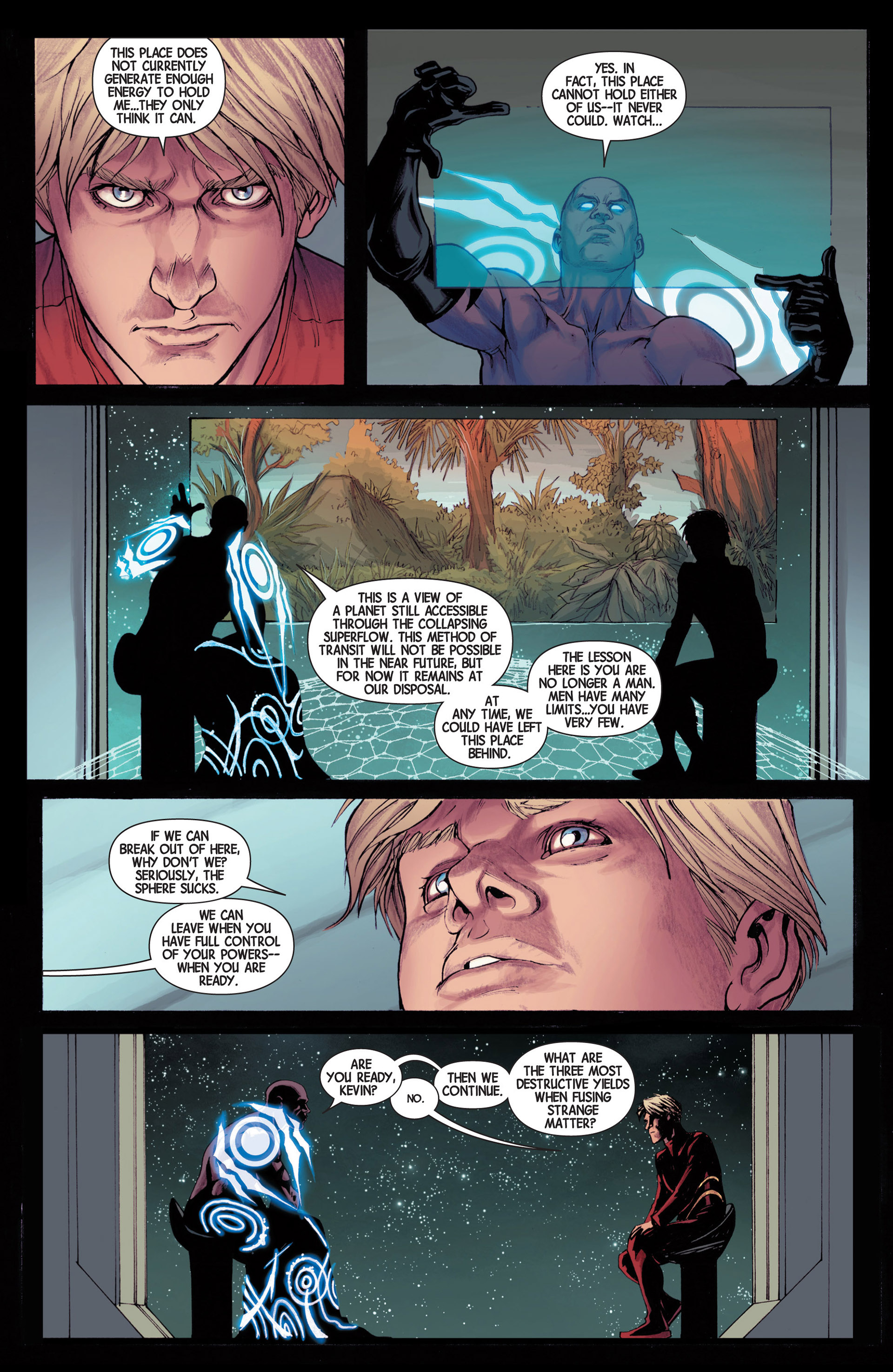 Read online Avengers (2013) comic -  Issue #16 - 16
