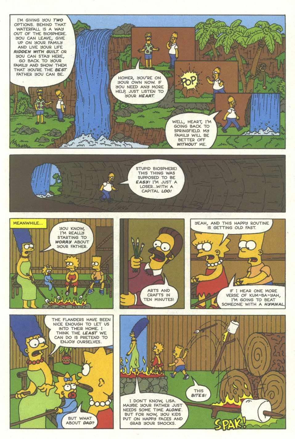 Read online Simpsons Comics comic -  Issue #12 - 18