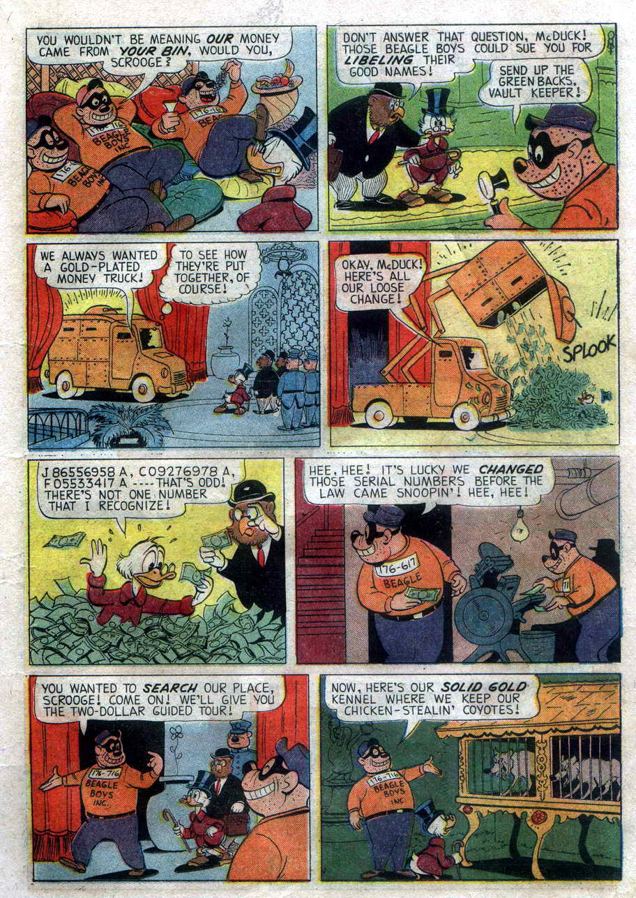 Read online Uncle Scrooge (1953) comic -  Issue #42 - 11