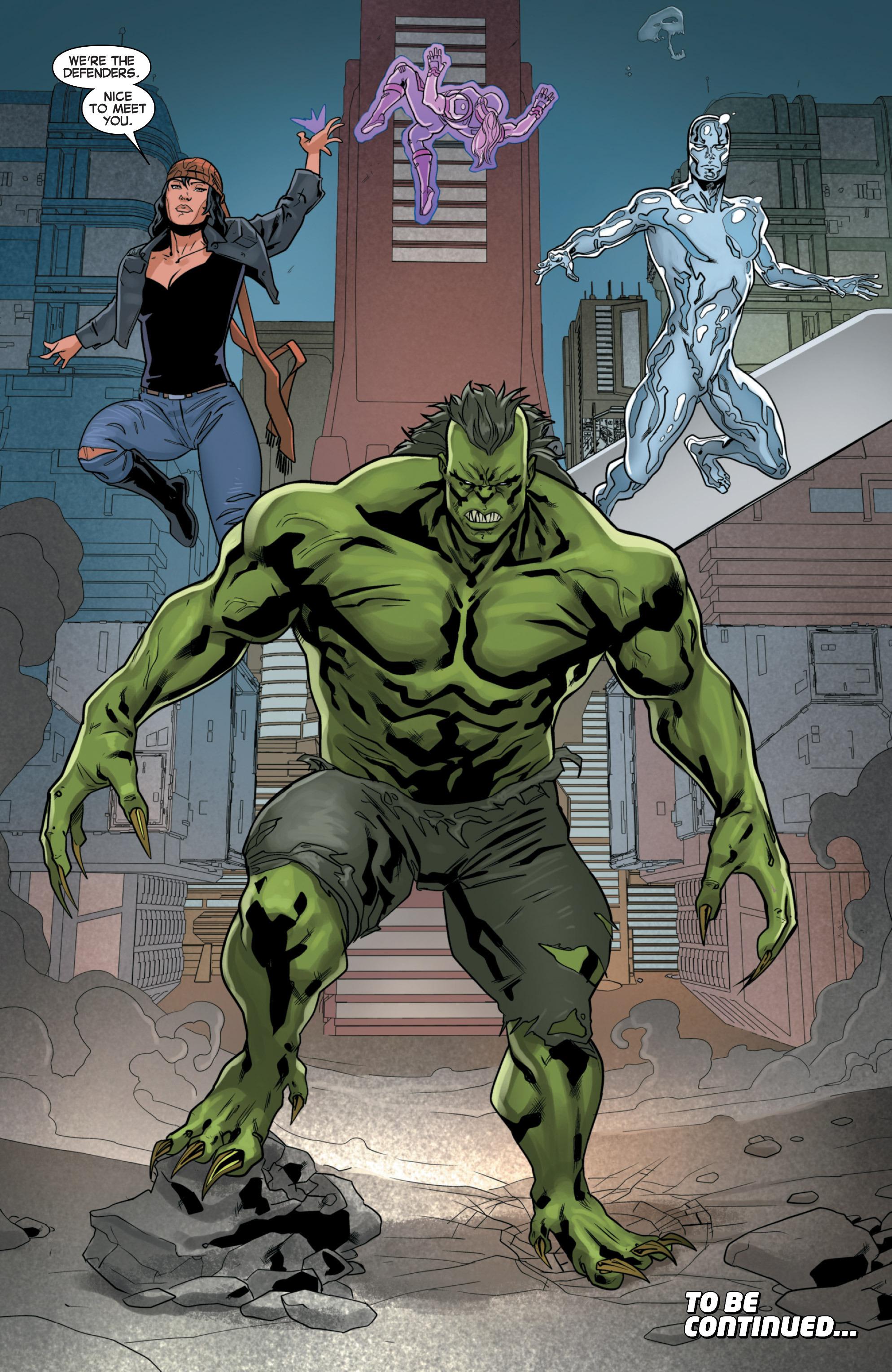 Read online Secret Wars 2099 comic -  Issue #2 - 22