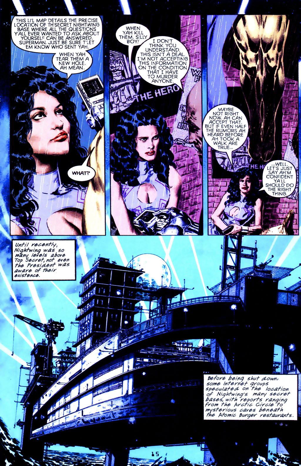 Read online Tangent Comics/ The Superman comic -  Issue # Full - 16