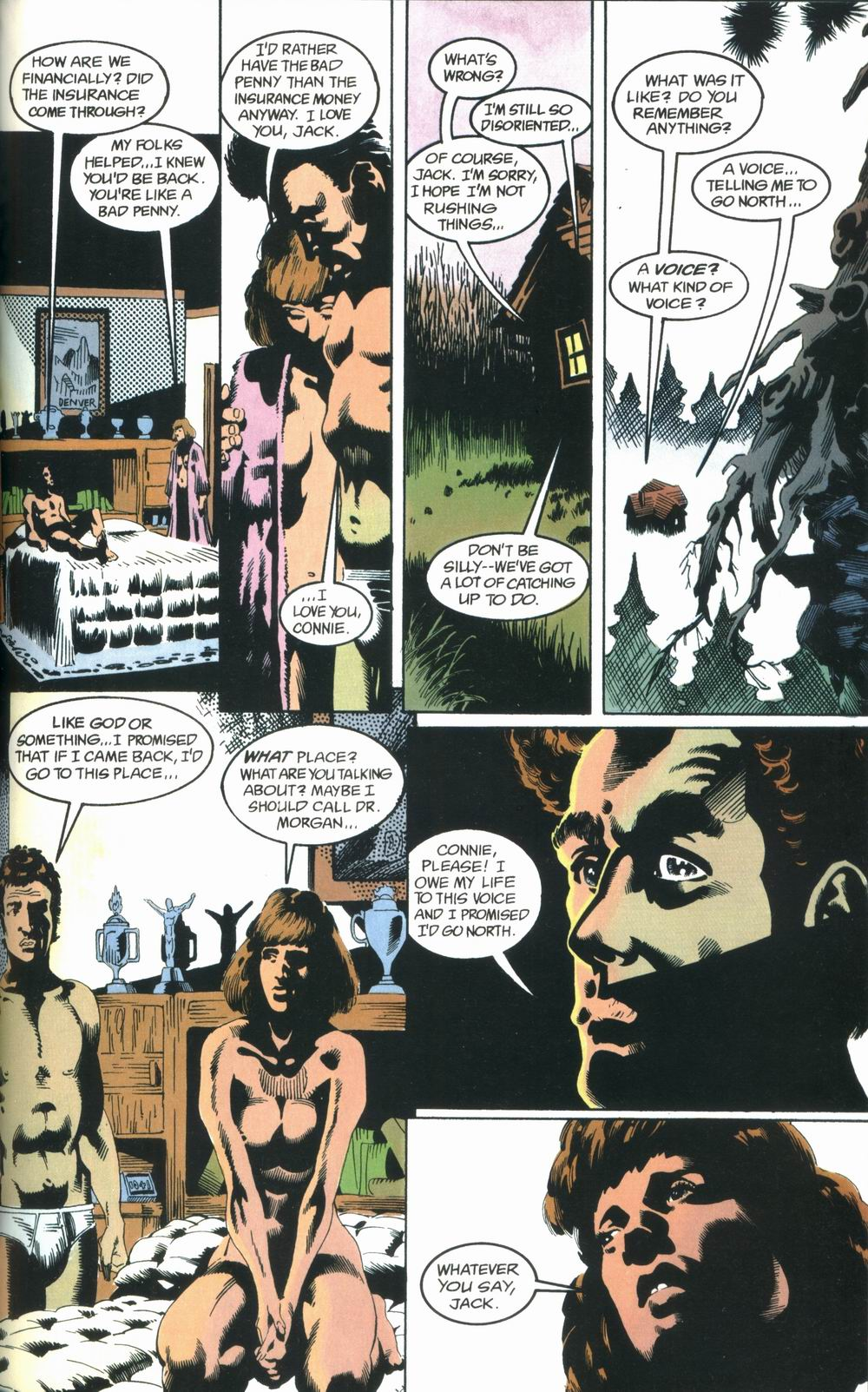 Read online Deadman: Love After Death comic -  Issue #1 - 29
