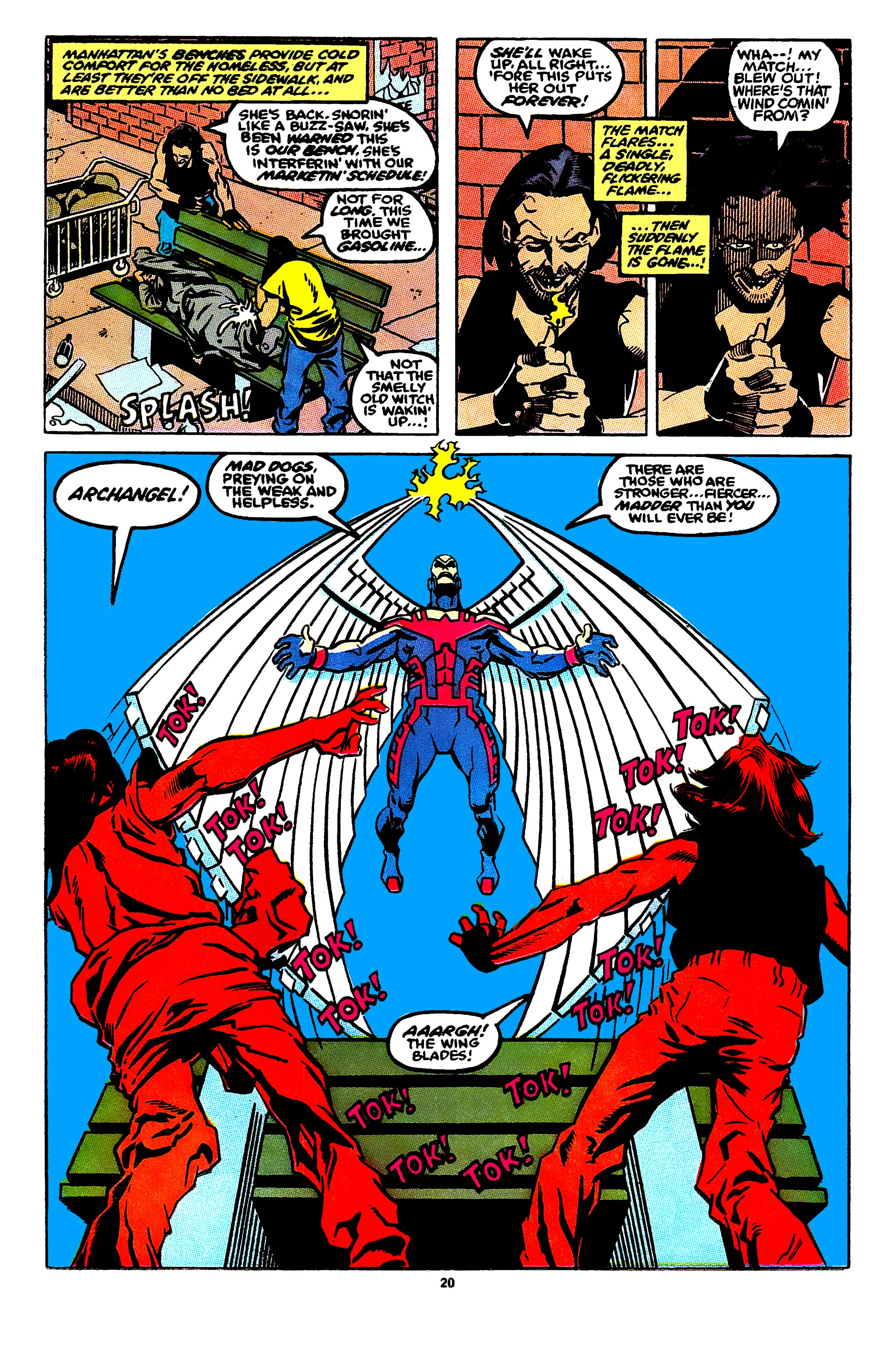Read online X-Factor (1986) comic -  Issue #56 - 17