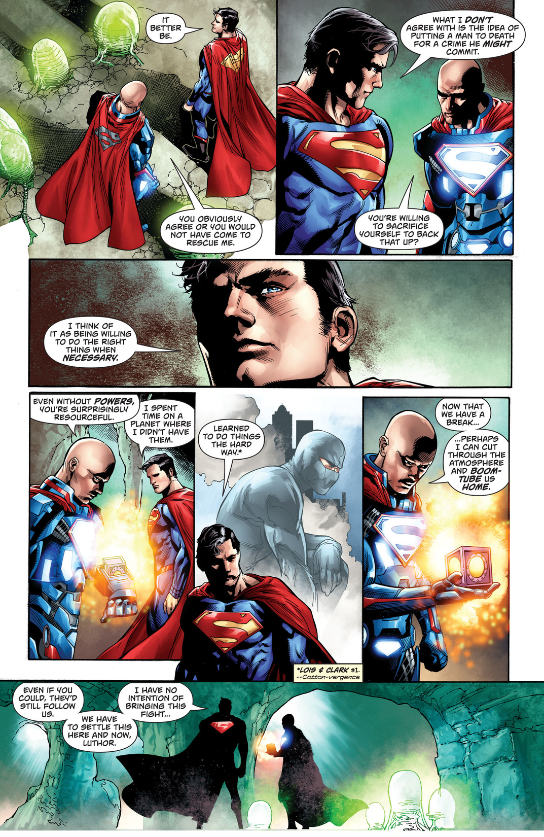 Read online Action Comics (2016) comic -  Issue #972 - 8